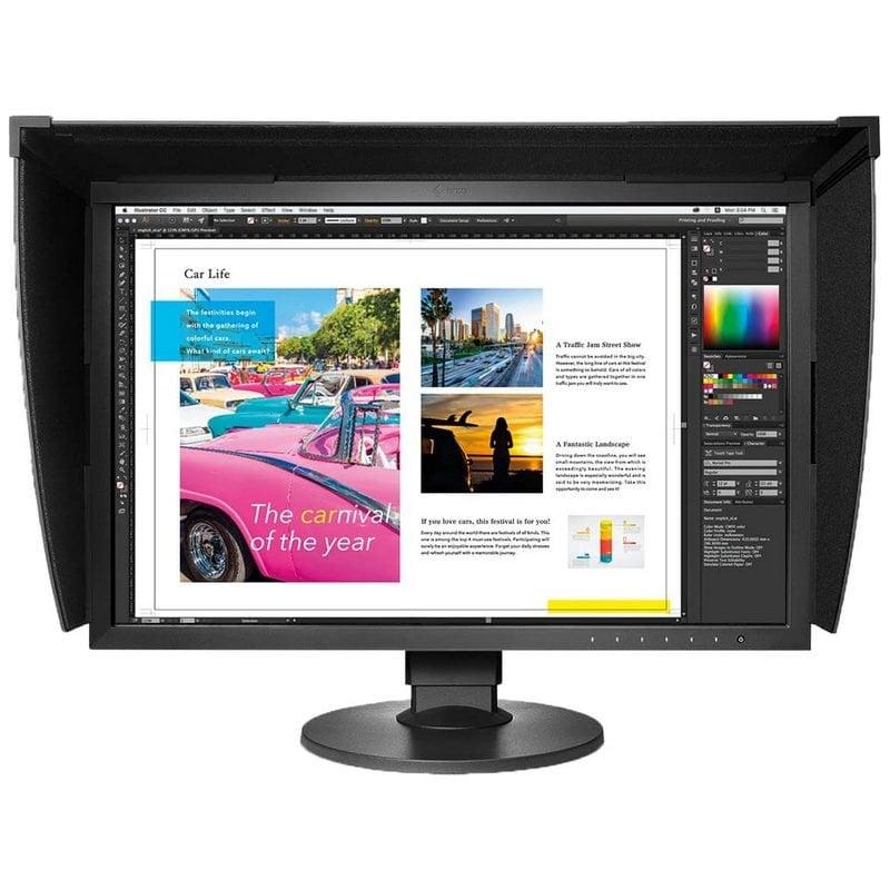 """Monitor Eizo ColorEdge CG2420 24.1"""" LED IPSWUXGA"""
