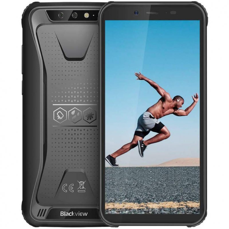 Blackview BV5500 2/16GB Dual Sim Negro Libre