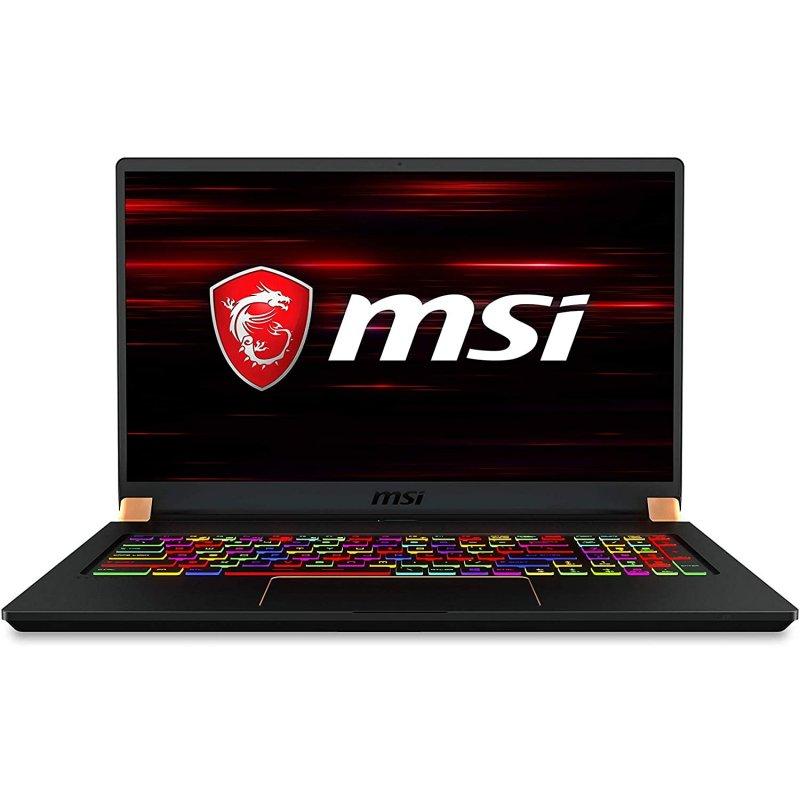 "Portátil MSI GS75 Stealth 10SFS-095ES Intel Core i9-10980HK/64GB/2TB SSD/RTX 2070 SUPER/17.3"""