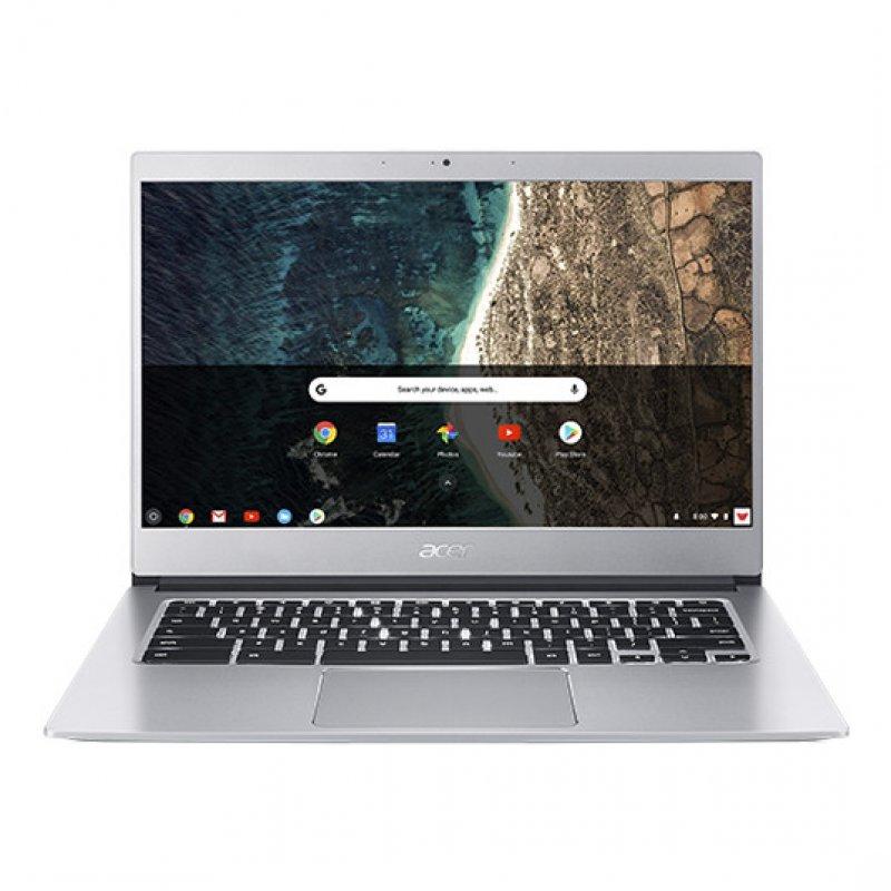 """Acer Chromebook 514 Intel Pentium N4200/4GB/128GB eMMC/14"""" Táctil + Ratón/Funda"""