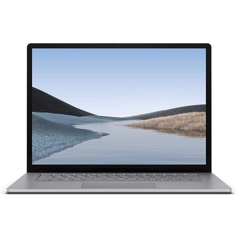 "Portátil Microsoft Surface Laptop 3 Platino AMD Ryzen 5 3580U/8GB/128GB SSD/15"" Táctil"