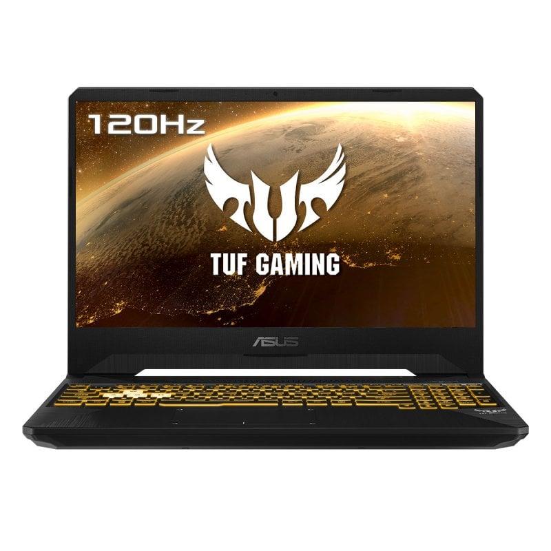 """Portátil Asus TUF Gaming FX505DV-AL116 AMD Ryzen 7 3750H/16GB/1TB SSD/RTX 2060/15.6"""""""
