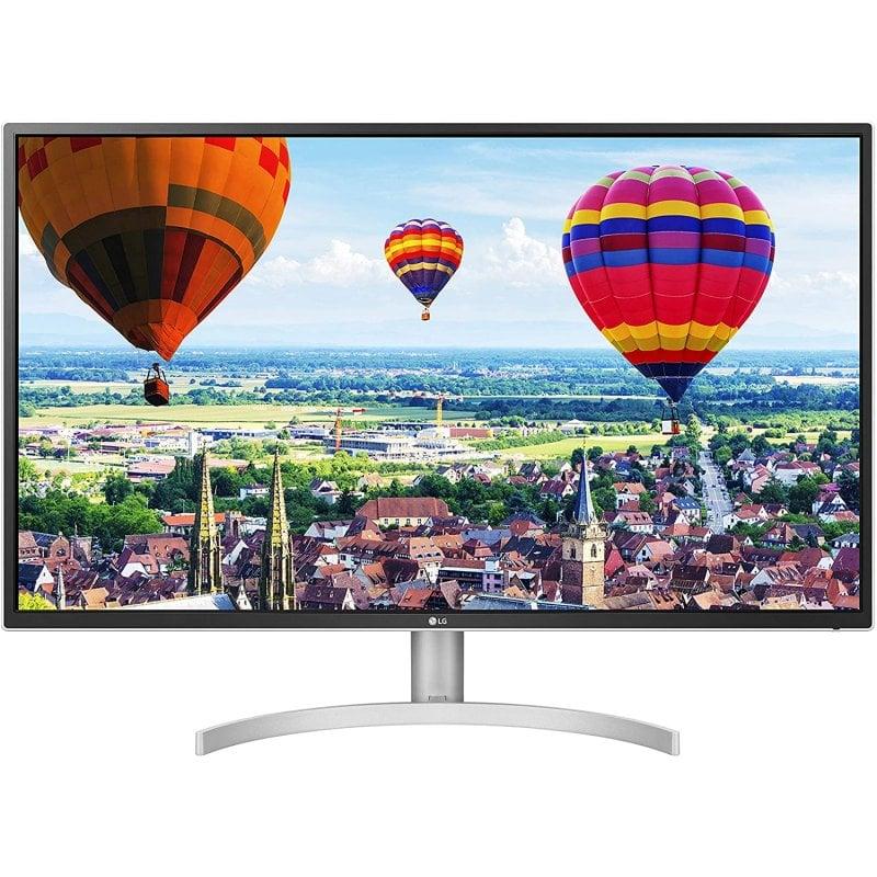 "Monitor LG 32QK500-C 32"" LED IPS QuadHD FreeSync"