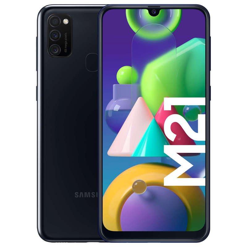 Samsung Galaxy M21 4/64GB Negro Libre