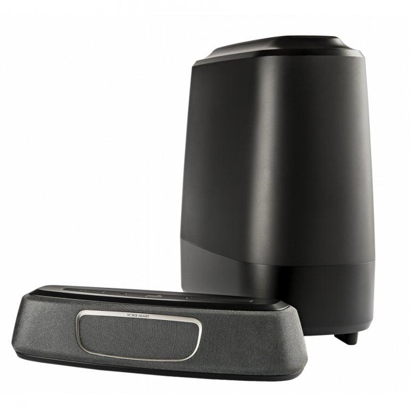 Polk Audio MagniFi Mini Barra de Sonido Compacta 5.1 Inalámbrica 150W