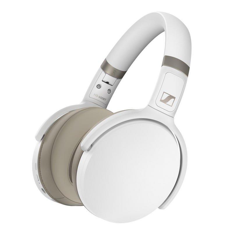 Sennheiser HD 450BT Auriculares Bluetooth Blancos