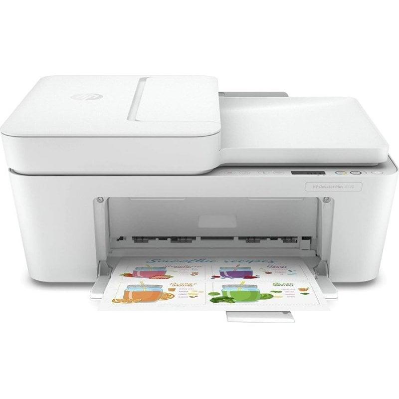 HP DeskJet Plus 4120 Multifunción Color