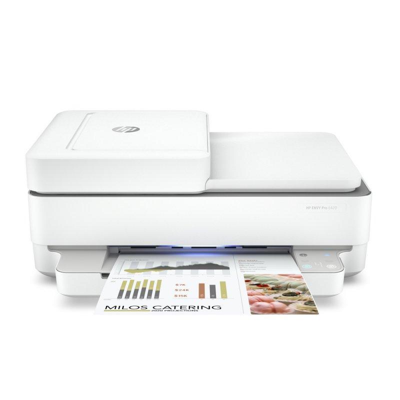 HP ENVY Pro 6420 Multifunción Color Wifi Dúplex