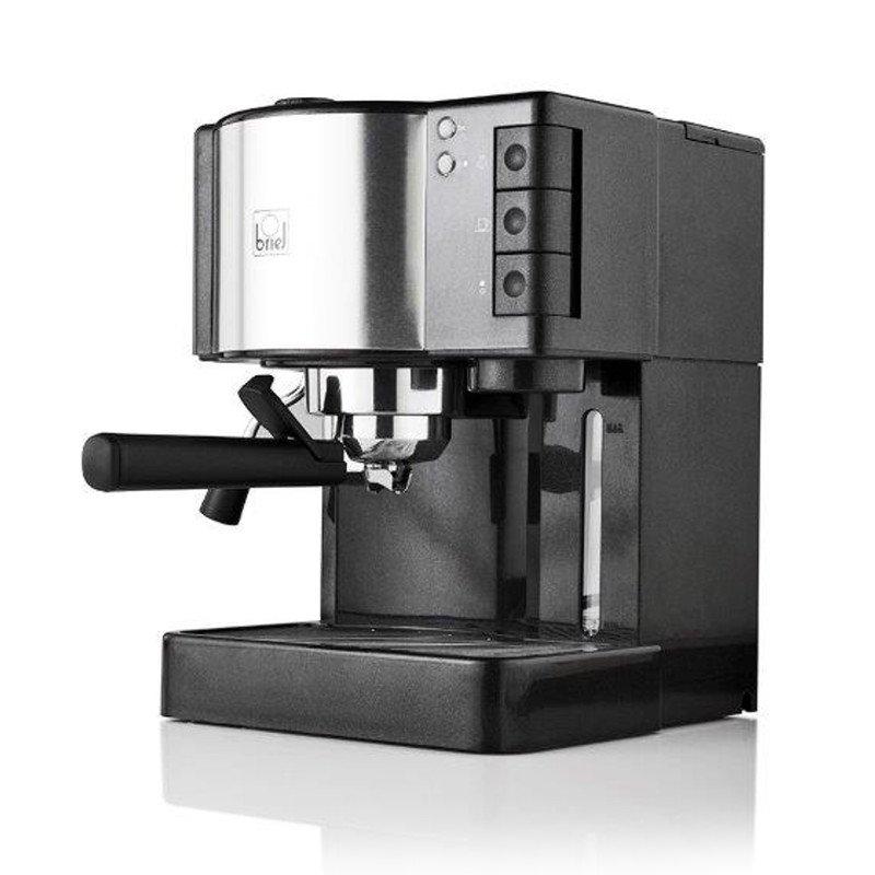 Briel ES35 Cafetera Espresso Con Filtro Cream Maker 20 Bares