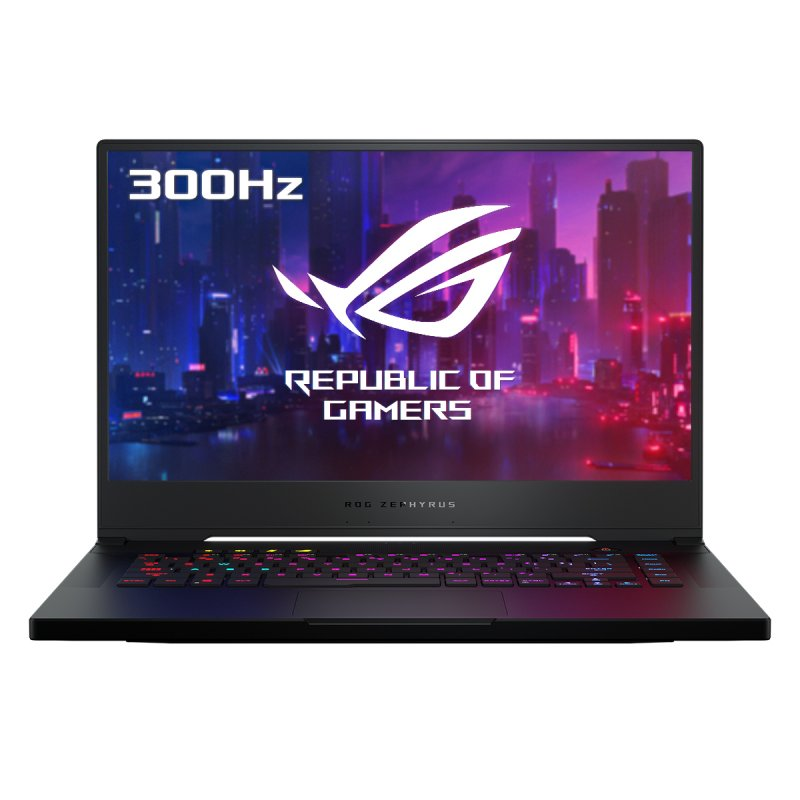 "Portátil Asus Rog Zephyrus S15 GX502LXS-HF012T Intel Core i7-10750H/32GB/1TB SSD/RTX2080 SUPER/15.6"""