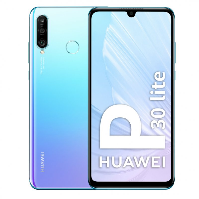 Huawei P30 Lite 4/128Gb Crystal Libre