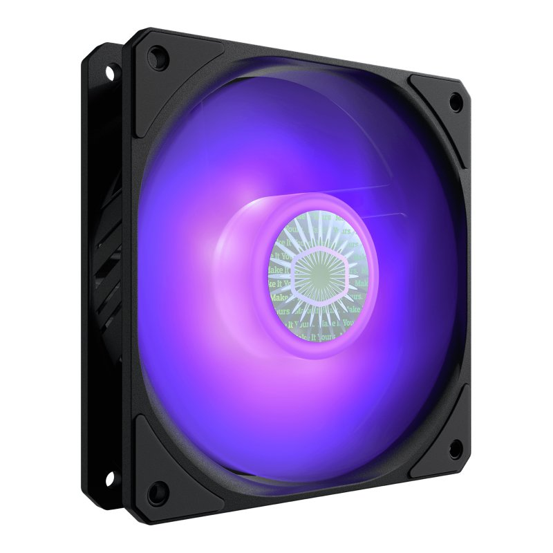 CoolerMaster SickleFlow 120 RGB Ventilador 120mm