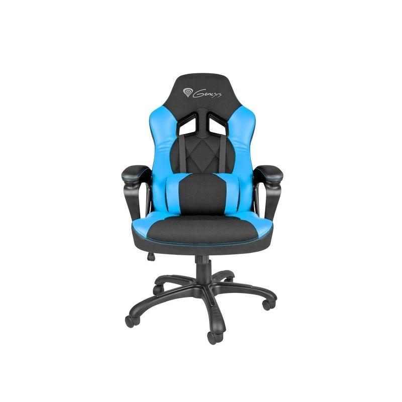 Genesis Nitro 330 Silla Gaming Negra/Azul