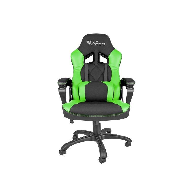 Genesis Nitro 330 Silla Gaming Negra/Verde