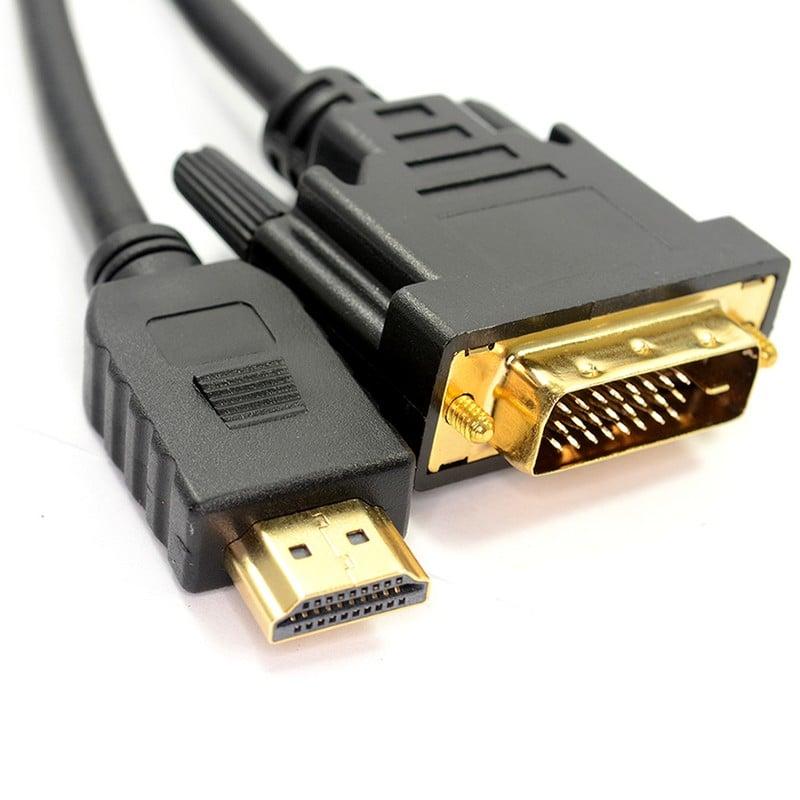 Cable Dvi A Hdmi M M 1 8m Pccomponentes