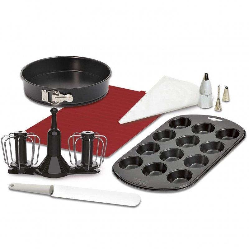 Moulinex XF389010 Kit De Repostería Para Cuisine Companion