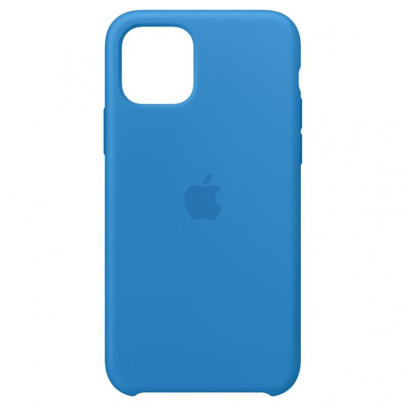 Apple Funda Silicone Case Azul Surfero Para IPhone 11 Pro