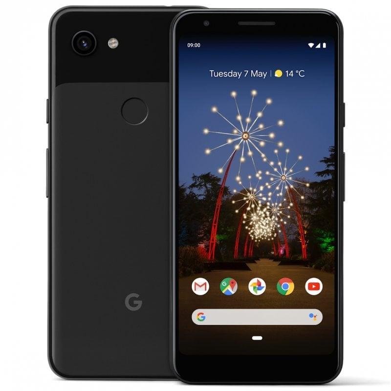 Google Pixel 3a 4/64GB Negro Libre