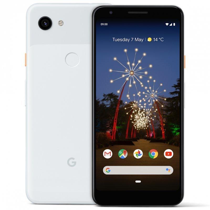 Google Pixel 3a 4/64GB Blanco Libre