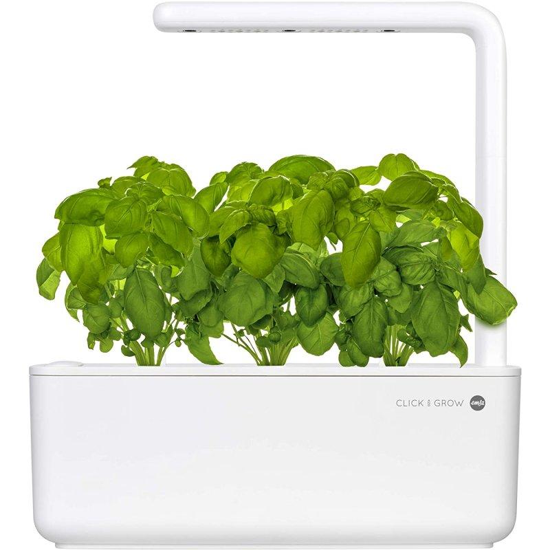 Emsa Click & Grow Smart Garden Jardinera De Interior 3 Unidades Blanco