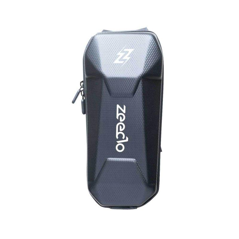 Patiente eléctrico Zeeclo Bolsa de Transporte Frontal Negra para Patinete Eléctrico