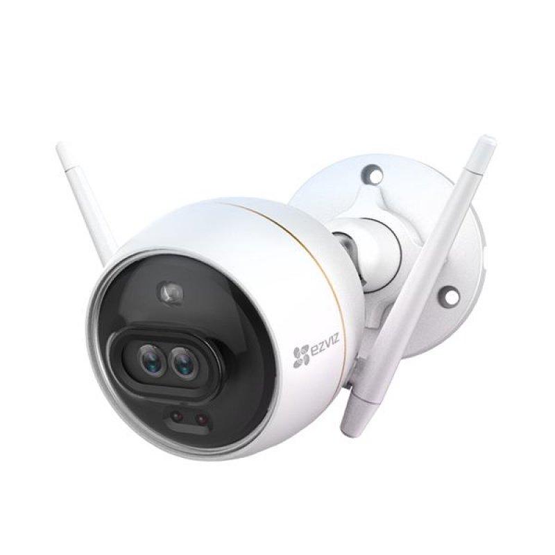 ezviz c3x camara wifi exterior de lente doble con ia integrada 1080p