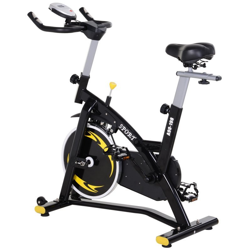 bicicleta estatica plegable 130 kg
