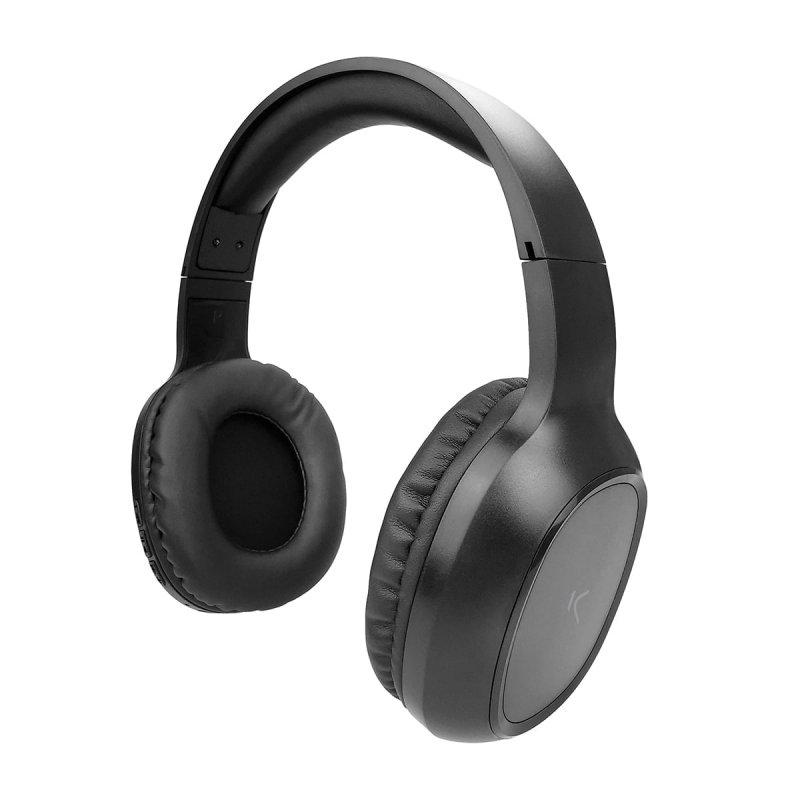 Ksix Auriculares Inalámbricos Diadema Negros