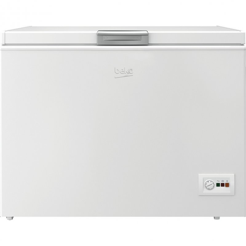 Beko HSA32530N Congelador Arcón 298L A+