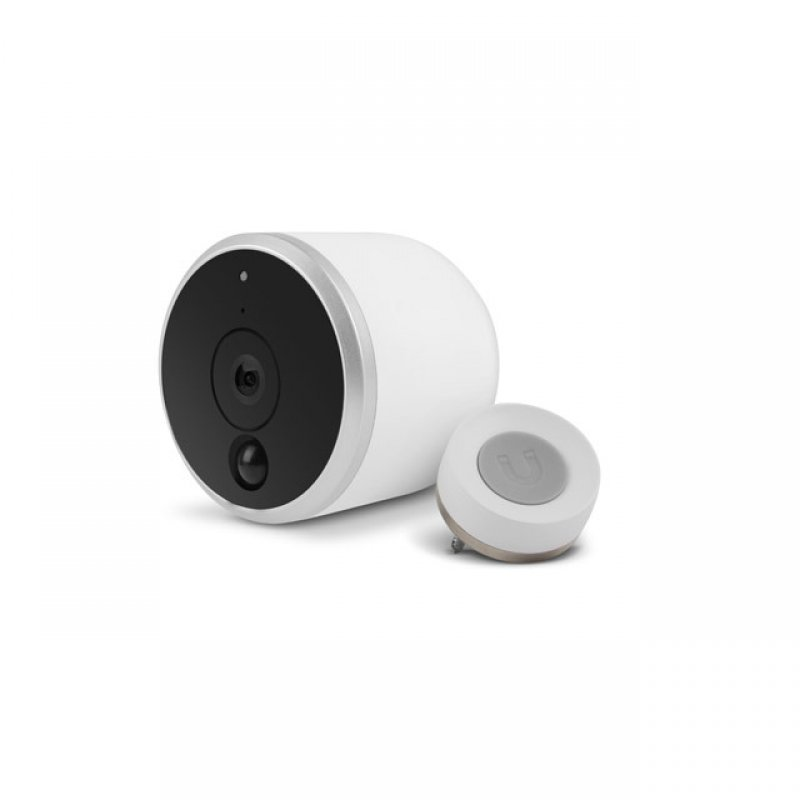 Lanberg SM01-OCB20 Cámara Inteligente WiFi FullHD para Exterior
