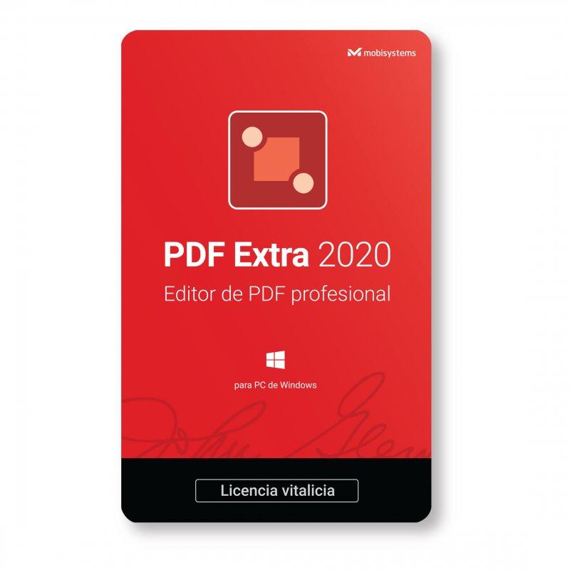 PDF Extra 2020 1 Usuario Licencia Completa