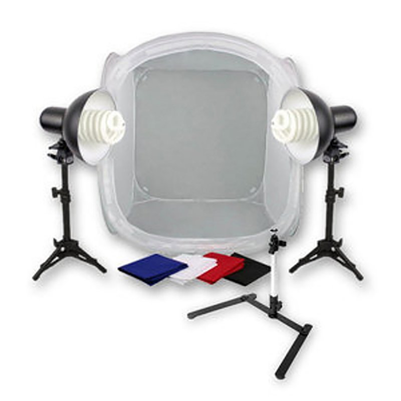 Bresser BR-2114 Mini Estudio Fotográfico 80x80x80 Cm