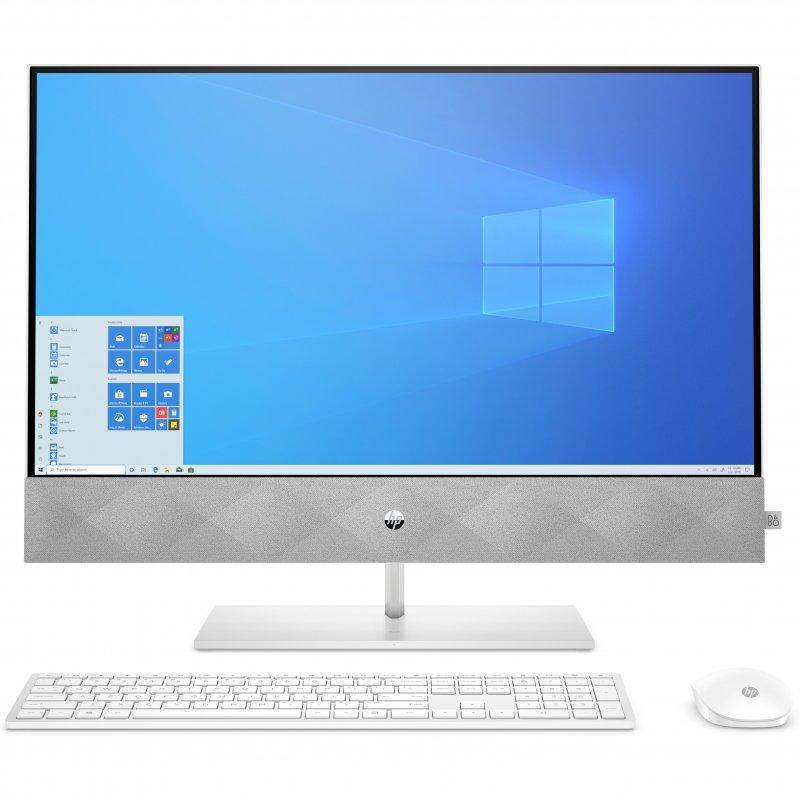 """HP 27-D0050NS Intel Core i5-10400T/16GB/512GB SSD/MX 350/27"""""""