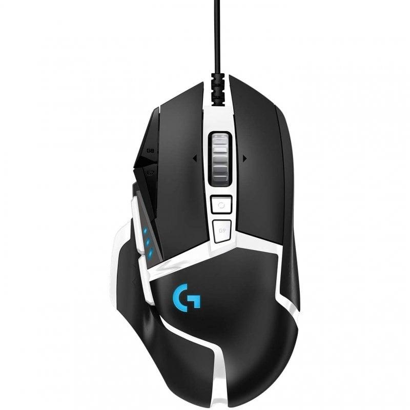 Logitech G502 Hero Special Edition Ratón Gaming 16000DPI