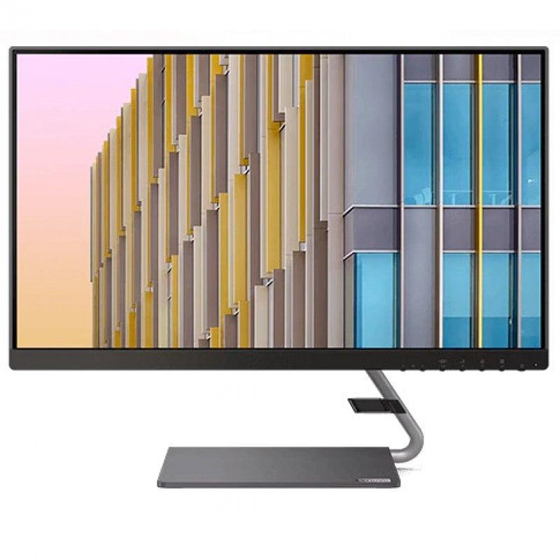 "Lenovo Q24h-10 23.8"" LED IPS QuadHD FreeSync USB-C"