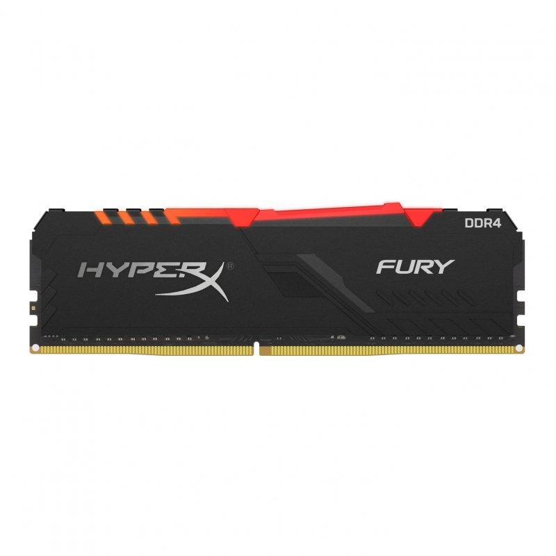 Kingston HyperX Fury RGB DDR4 3733Mhz PC4-29800 8GB CL19