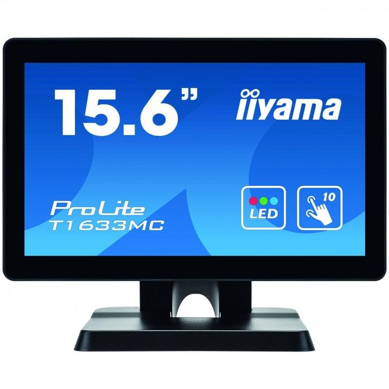 "Monitor iiyama ProLite T1633MC-B1 15.6"" LED HD Táctil"