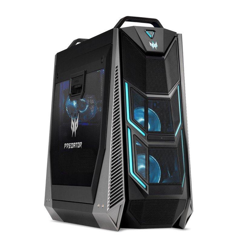 acer predator orion 9000 intel core i7-8700k16gb1tb256gb ssdrtx2080