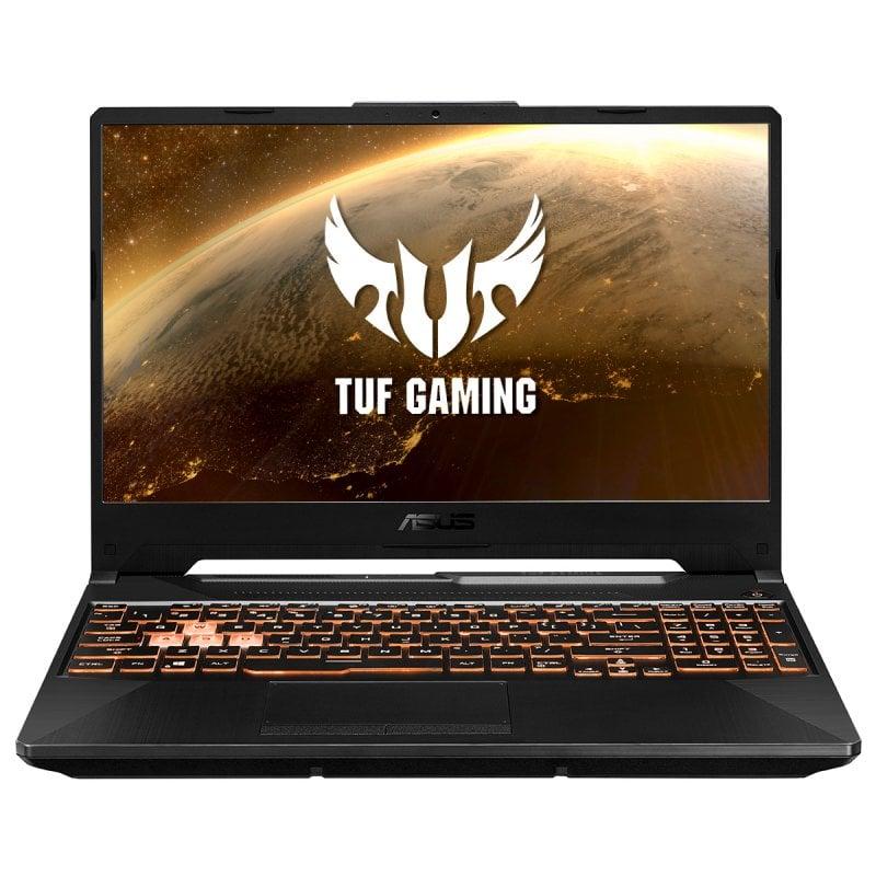 """Portátil Asus Tuf Gaming A15 FA506II-BQ029 AMD Ryzen 7 4800H/16GB/1TB SSD/GTX 1650Ti/15.6"""""""