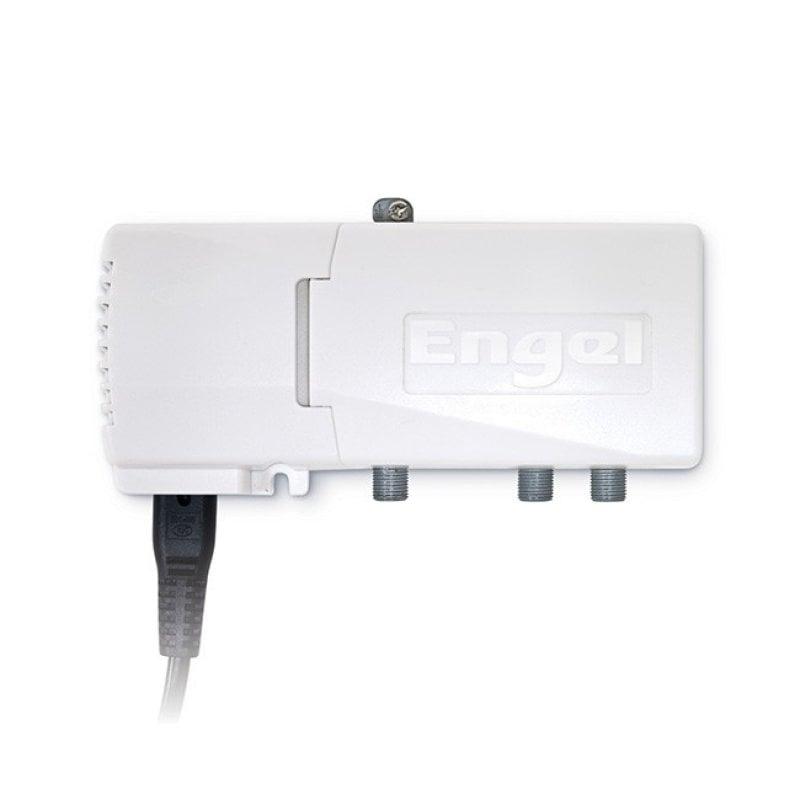 Axil AM6140CL Amplificador Interior UHF/VHF 2 Salidas - Redes-Antenas-Axil