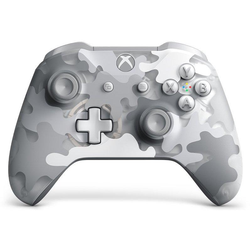 Microsoft Arctic Camo Special Edition Mando Inalámbrico para Xbox One/PC