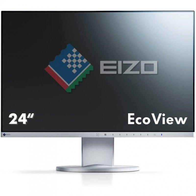 "Monitor Eizo FlexScan EV2450 23.8"" LED IPS FullHD Gris"