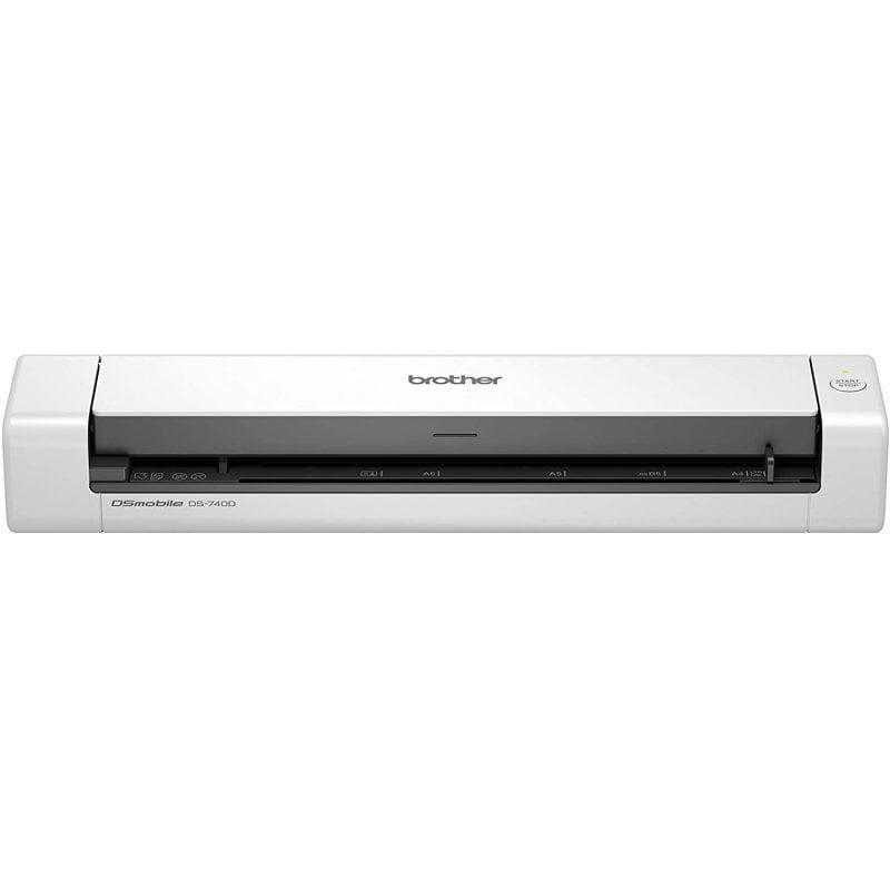 Brother DS-740 Escáner Portátil