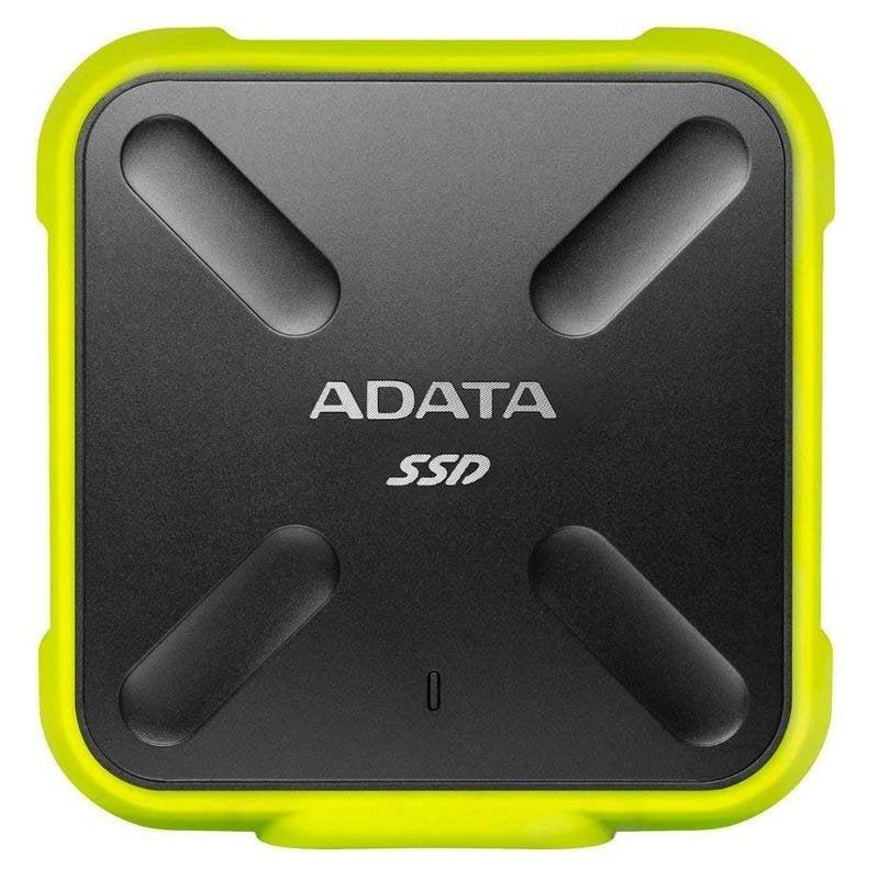 "Adata SD700 SSD Externo 1TB 2.5"" USB 3.2 Amarillo"