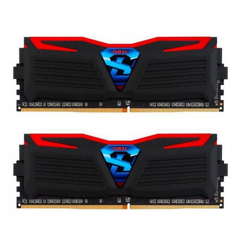 Geil Super Luce DDR4 2400MHz PC4-19200 8GB 2x4GB CL16