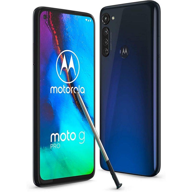 Motorola Moto G Pro 4/128GB Mystic Indigo Libre