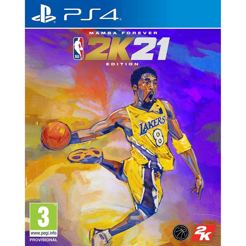 NBA 2K21 Edición Mamba Forever PS4