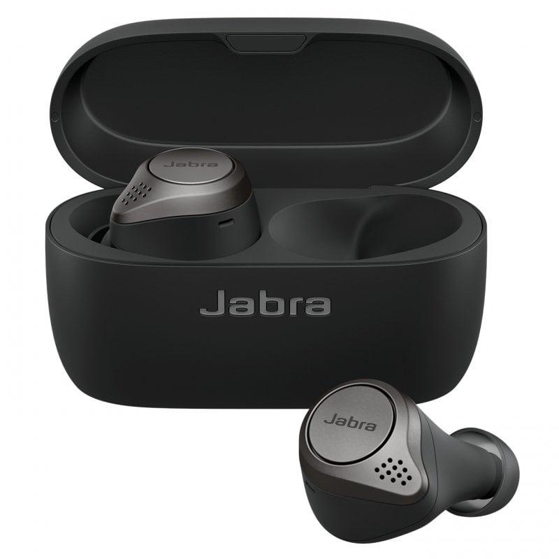 Jabra Elite 75t Auriculares Bluetooth Negros