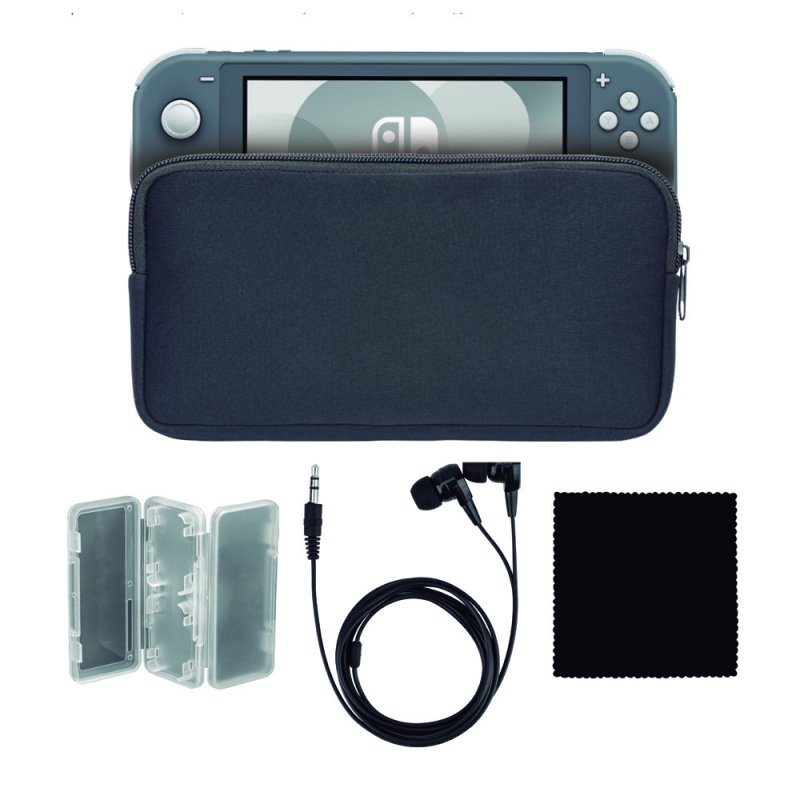 Rainbow Starter Pack Accesorios Nintendo Switch Lite