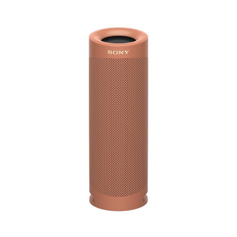 Sony SRS-XB23 Extra Bass Altavoz Portátil Bluetooth Rojo Coral